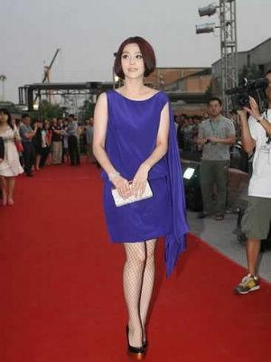 她透露一直在筹备的电视剧《少女武则天》明年年初